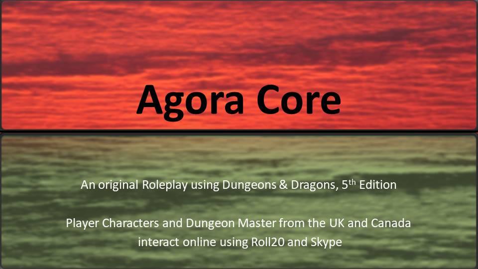 Agora Core Episodes