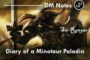 Character Diaries – Honour