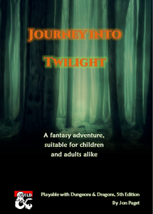 Journey Into Twilight Cover